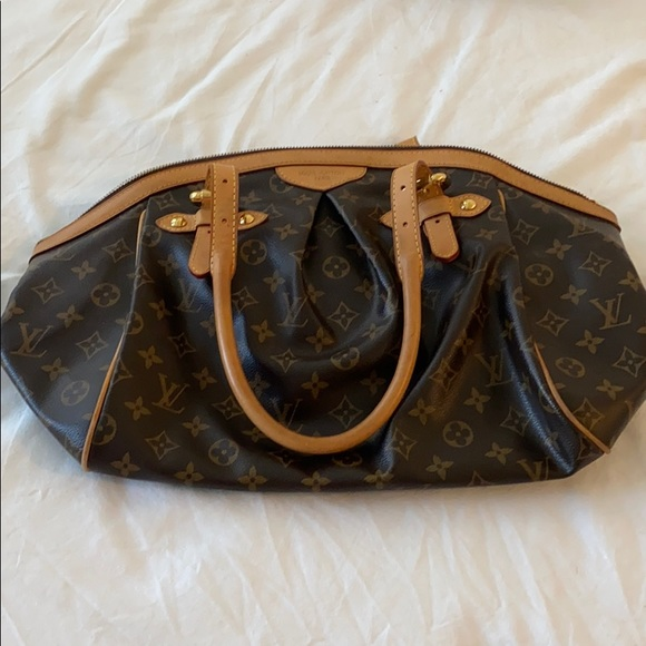 LOUIS VUITTON Vintage Tivoli GM Bag